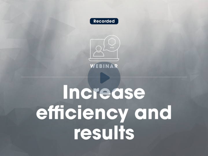 Webinar: Using Griffeye Technology to Increase Efficiency and Results